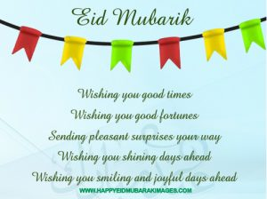 Eid Mubarak Quotes, Messages, Status & SMS 2017